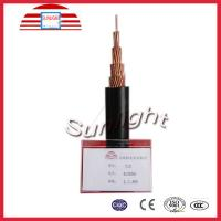 Buy cheap PVC Sheathed XLPE Power Cable Mv Unarmored for Construction Use from wholesalers