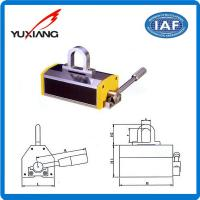 Quality High Performance Portable Magnetic Lifting Device 6000kg Rated Lifting Strength for sale