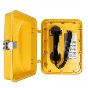 China Industrial telephone alongside public highways emergency waterproof telephone JWAT301 on sale