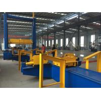 Large Diameter Steel Pole / Pipe Close And Pipe Welding Machine Fully Automatically Manufactures