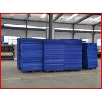 Color Water Resistant Corrugated Plastic Board , Recyclable 4mm Corrugated Plastic Sheets Manufactures