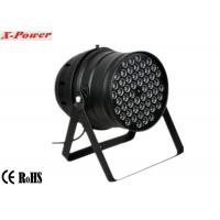 54 pcs *1 W / 3 W RGB or RGBW High Brightness Led Par Can Lights Manufactures