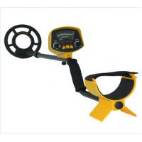 China Copper Aluminium Digital Metal Detector With LCD Screen / Low Battery Alarm on sale
