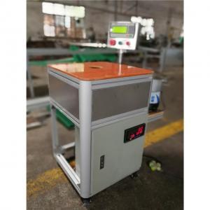 China E27 Bulb Cap Punching Crimping Riveting Testing Machine For LED Bulb Production on sale