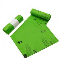 Manufacturing  corn starch based wholesale biodegradable 100% compostable bags on roll Manufactures