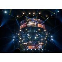China Big Rental Stage LED Screen Display 3mm Pixel Pitch Energy Saving FCC Compliant on sale