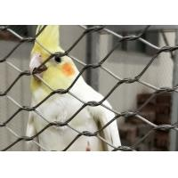 Stainless Steel 304/316 Aviary Mesh Small hole flyproof Parrot Cage house fence Manufactures