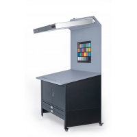 TILO colorcontroller CC120-E 120cm large size color light table with drawers color light table box with D65&D50 light so Manufactures