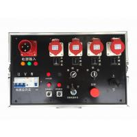 4 - 8 Channel Motor Chain Hoist Controller Easy Use Safety With Beautiful Appearance Manufactures