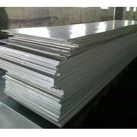 Anti - Corrosion Rolled Aluminum Sheet Good Plasticity For Building Manufactures