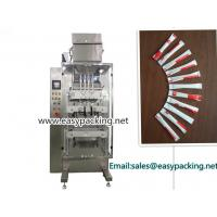 Quality Automatic multi lanes packinggranule packing machine/sugar stick packaging for sale