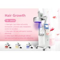 China Beauty Salon Laser Hair Regrowth / Hair Loss Therapy Equipment 2 Years Warranty on sale