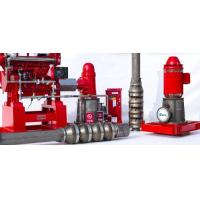 NM Fire UL listed 3000GPM Vertical Turbine Pump with Eaton Control Panel Manufactures