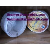 SAT 501 Satelite TV Cable, BC Conductor, telecommunication coaxial cable Manufactures