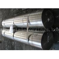 SA182-F304 Stainless Steel Forging Bar Solution And Proof Machined Manufactures