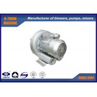 Vortex Side Channel Blower , air pump for positive and vacuum use ring blower Manufactures