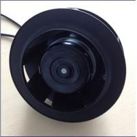 Filter Unit FFU EC Centrifugal Fans With Backward Curved Impellers Variable Speed Manufactures