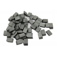 High Hardness Tungsten Carbide Cutting Tip For Cutting Metal Customized Size Manufactures