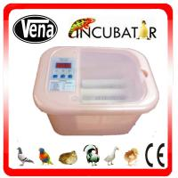 CE Approval full automatic chicken egg incubator with capacity 12 chicken eggs incubator Manufactures