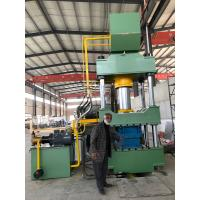 Stainless Steel Water Tank Hydraulic Press Equipment With 3 Sizes Dies Manufactures
