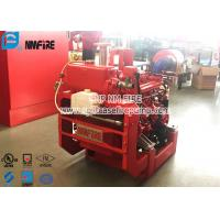 China 38KW UL Diesel Driven Fire Water Pumps / Fire Engine Water Pump With High Speed on sale