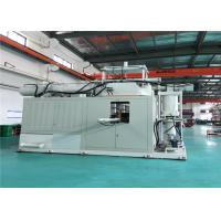 12000CC Injection Volume Silicone Insulator Horizontal  Molding Machine  With Servo System Manufactures