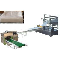 Professional Auto Agricultural Bed Sheet Folding Machine Large Scale Multifunctional Manufactures