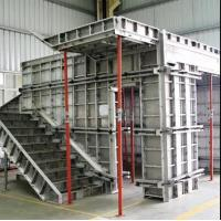 China Commercial Concrete Wall Formwork Systems For Tall Building Construction on sale