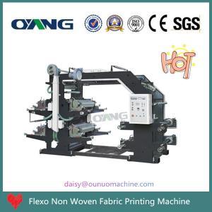 China 4 color Flexo Printing Machine on sale