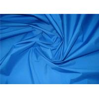 Quality Smooth Surface Bulk Polyester Fabric Taffeta , 190T Polyester Oxford Fabric for sale