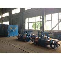 Industrial Large Wire Bunching Machine For Bare Copper Wires , Tinned Wires Manufactures