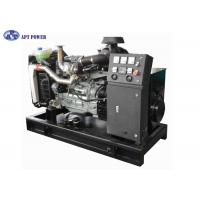 China Heavy Duty 168kVA Emergency Diesel Generator With Leroy Somer Alternator For Building on sale