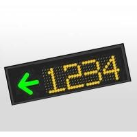 LED Parking Space Display / Sign Manufactures