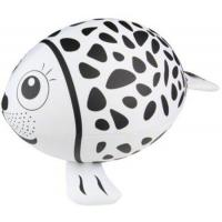 China Customized Inflatable Black and White Color Fish Sea Animal Inflatable Fish Model And Inflatable Decoration Fish Replica on sale