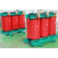3 Copper Winding Transformer Efficiency , 2500kVA 10kV 3 Phase Transformer Manufactures