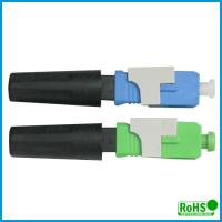 UPC Fiber Optic Patch Cable Connector , Ceramic Optical Cable Connector Manufactures