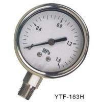 Severe service pressure gauge with screwed ring and sealed case Manufactures