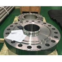 Nickel Alloy Stainless Steel Flanged Fittings , Carbon Steel Flanges BL 6