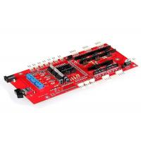 Red 3d Printer Assembly Kit MEGA Controller Board For Stepper Driver Educational Projects Manufactures
