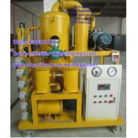 China China Best Vacuum Transformer Oil Purifier Plant on sale