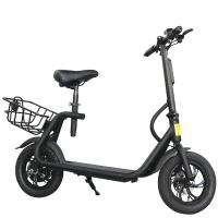 Quick Folding Super PowerElectric Scooter 350W Brushless Motor 20KM/H Two Wheels Manufactures