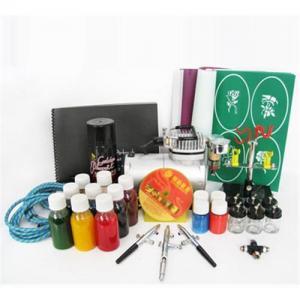 China Airbrush tattoo kit on sale