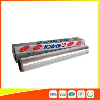 China Multi Purpose Aluminium Foil Roll , Kitchen Aluminum Foil Paper For Food Wrapping on sale