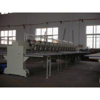 High Compatibility Commercial Sequin Embroidery Machine Support Multi Languages Manufactures