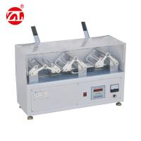 Quality ISO17707 Safety Footwear Sole Bending Test Machine 90° Bending Testing Equipment for sale