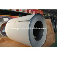 30-2500 mm Width Alloy AA1050 Pre Painted Aluminium With Impact Resistance Manufactures