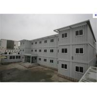 China Modern Prefabricated Conex Box Homes as Office , Rockwool Panelized on sale