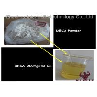 Effective Nandrolone Decanoate Steroid Deca 200 Injection For Lean Muscle CAS 360-70-3 Manufactures
