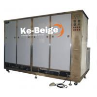 Hardware / PCB Plate Industrial Ultrasonic Cleaner With Four Tanks Vapor Phase Manufactures