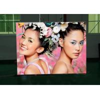 Noiseless P4 Indoor Full Color Led Display Screen 512x512 Mm Cabinet Manufactures